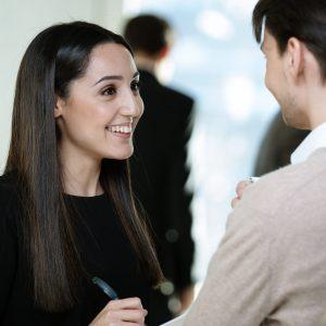 Patricia Risopatron Berg ansatt til praksisplass i Gringuljete Dating.